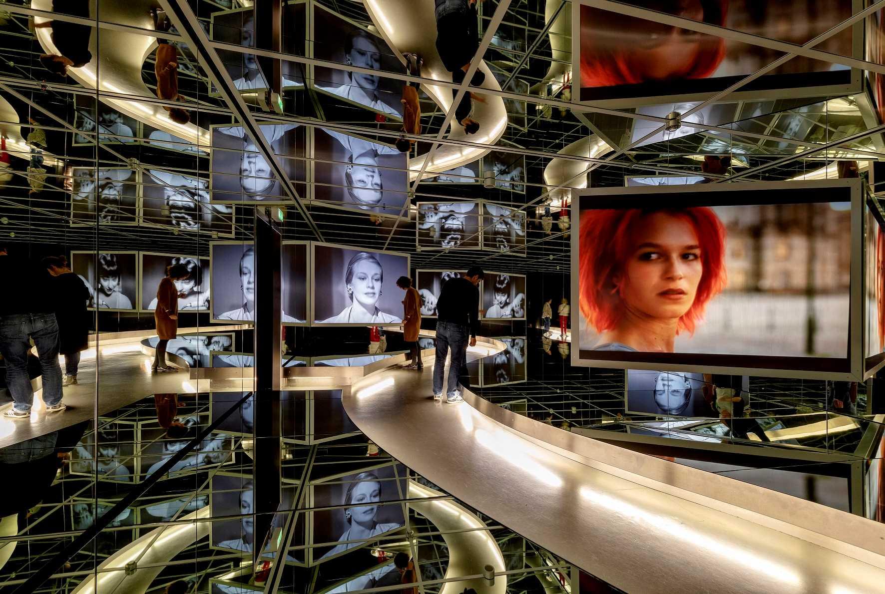 Deutsche Kinemathek im Filmhaus Sony Center am Potsdamer Platz