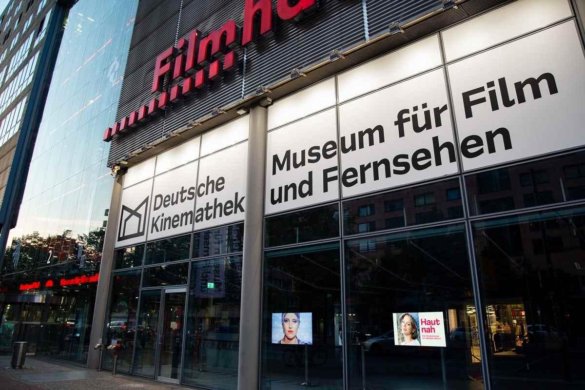 Deutsche Kinemathek im Sony Center Filmhaus am Potsdamer Platz