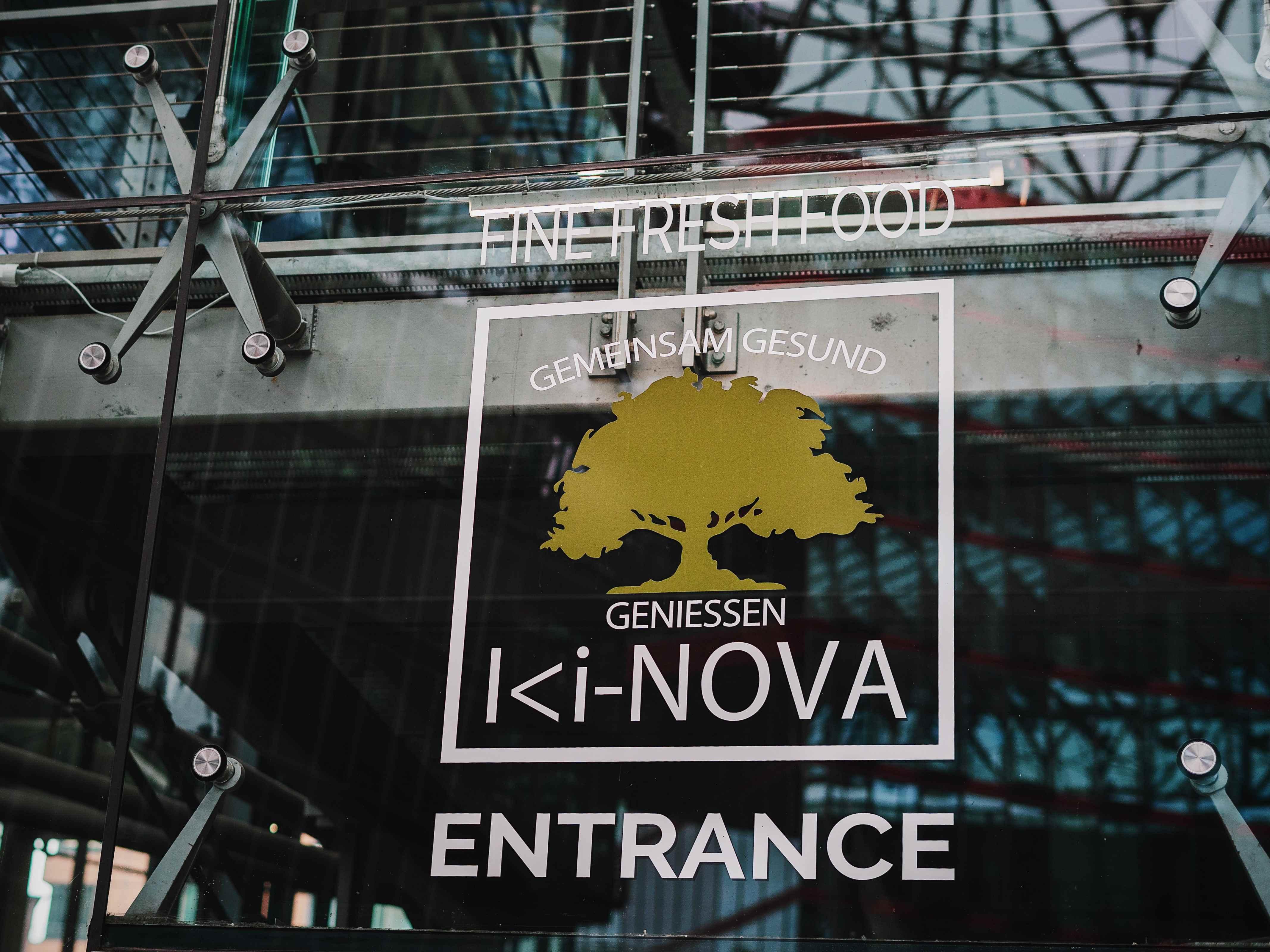 Ki-nova Restaurant  im Sony Center am Potsdamer Platz