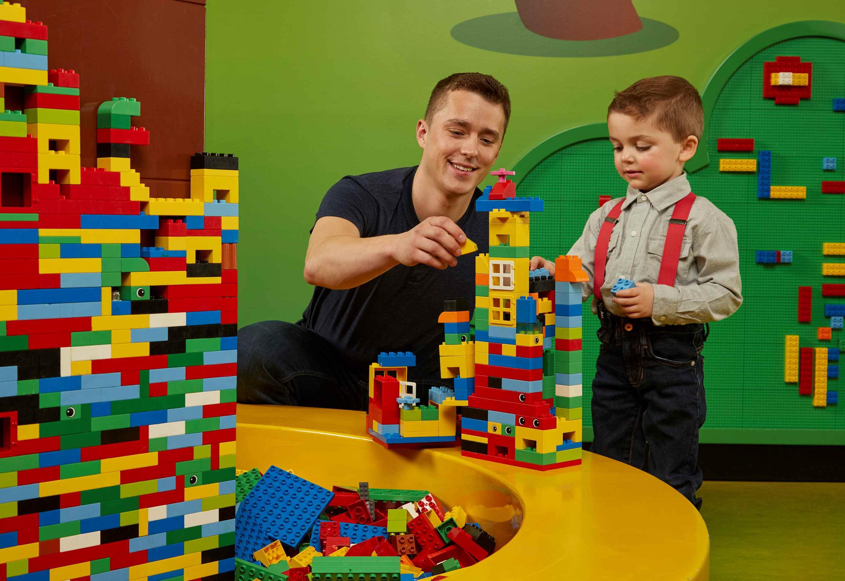 Legoland Discovery Center Sony Centre am Potsdamer Platz