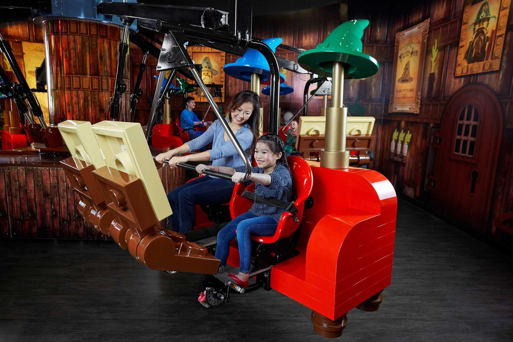 Legoland Discovery Centre Familie im Sony Center