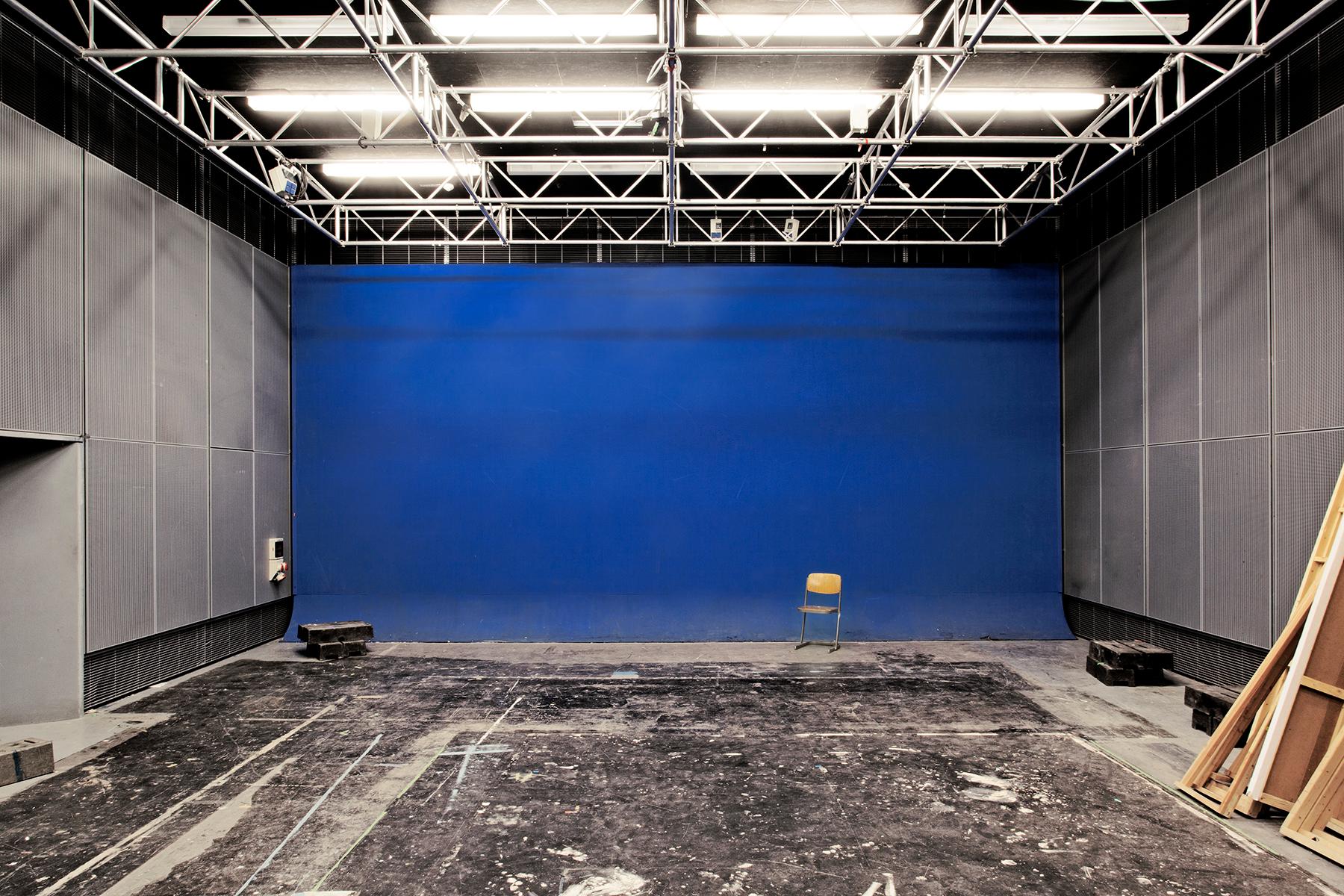 Produktionsstudio der DFFB im Filmhaus im Sony Center