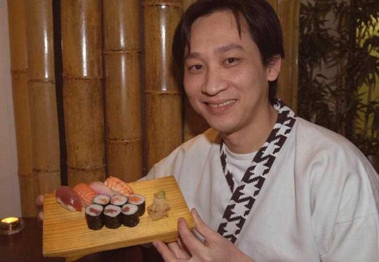 Sushi Express in der Passerelle