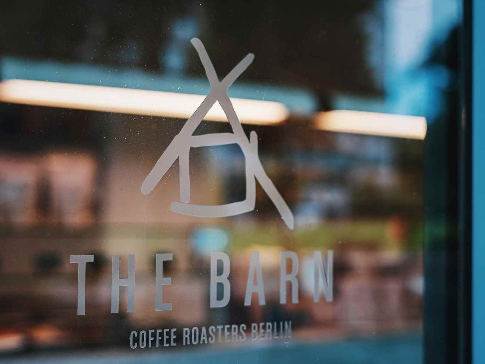 The Barn Coffee Roasters im Sony Center am Potsdamer Platz