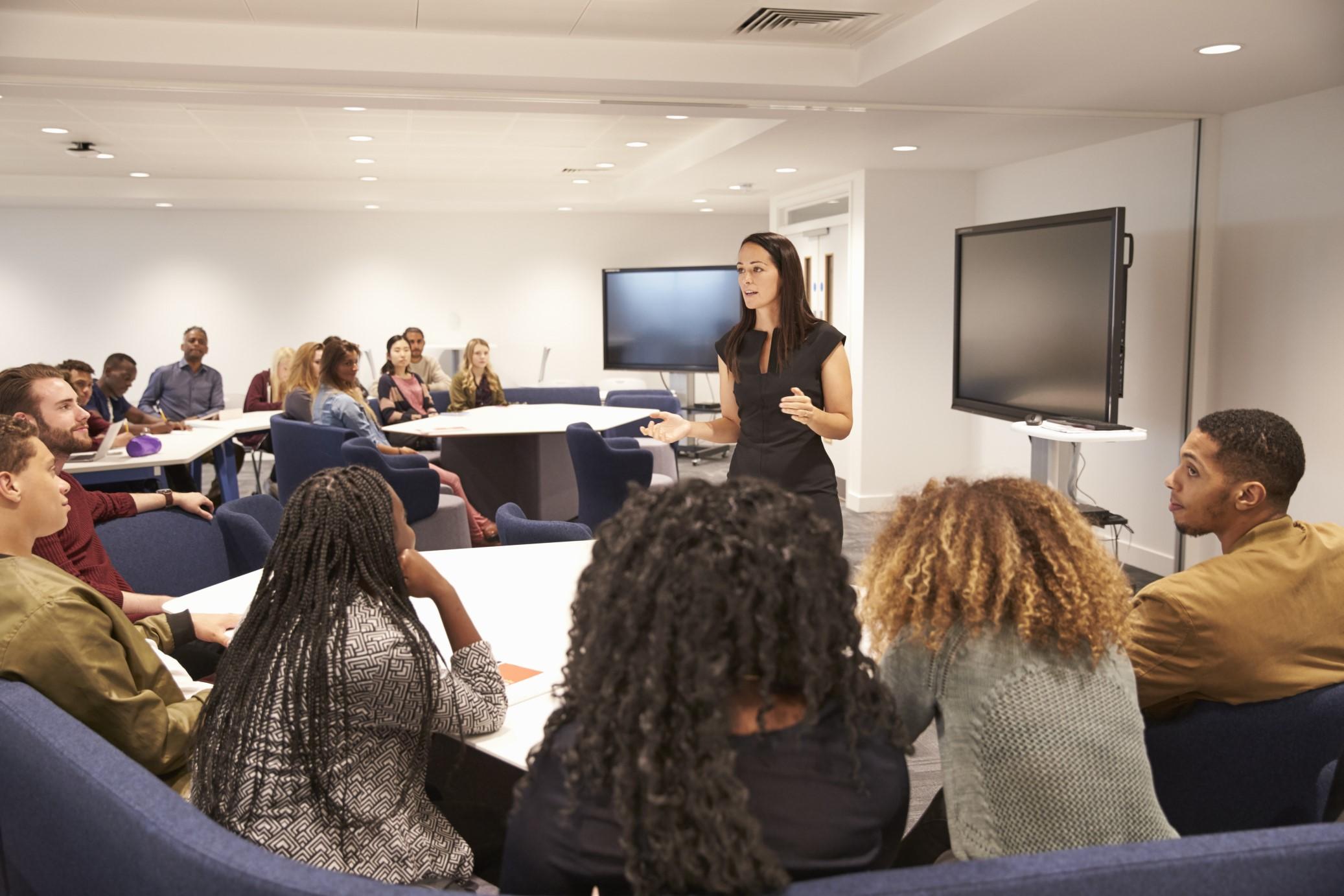 Teaching at SLC